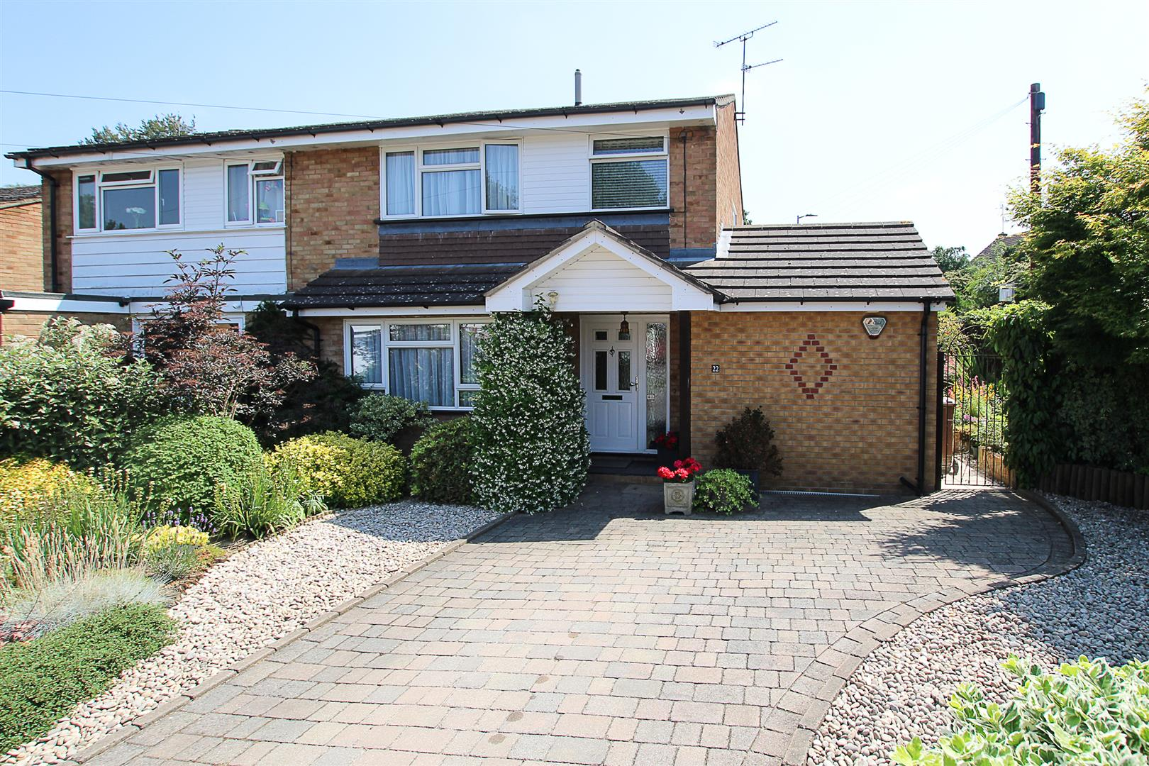 Arbour Close, Warley, Brentwood